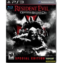 Resident Evil: Operation Raccoon City Special Edition USA (PS3)