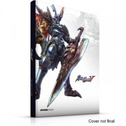 Soul Calibur V: The Official Guide (Collector's Edition)[Hardcover]