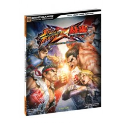 Street Fighter X Tekken Signature Series Guide (Bradygames)
