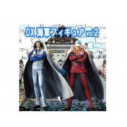 One Piece: Marine DX Figure Vol. 2