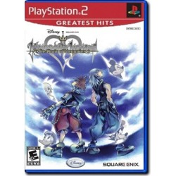 Kingdom Hearts Re Chain of Memories (PS2)