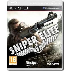 """Sniper Elite V2 + DLC """"Uccidi il Fuhrer"""" (PS3)"""
