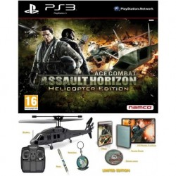 Ace Combat: Assault Horizon - Helicopter Edition (PS3)