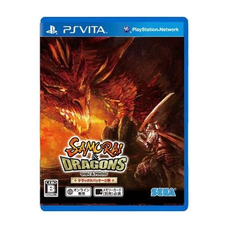 Samurai & Dragons (Deluxe Package)(PS Vita)