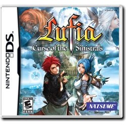 Lufia Curse of the Sinistrals (DS)