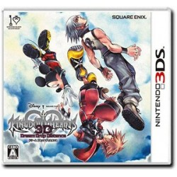 Kingdom Hearts 3D: Dream Drop Distance (UK) (3DS)