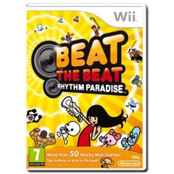 Beat the Beat - Rhythm Paradise (Wii)