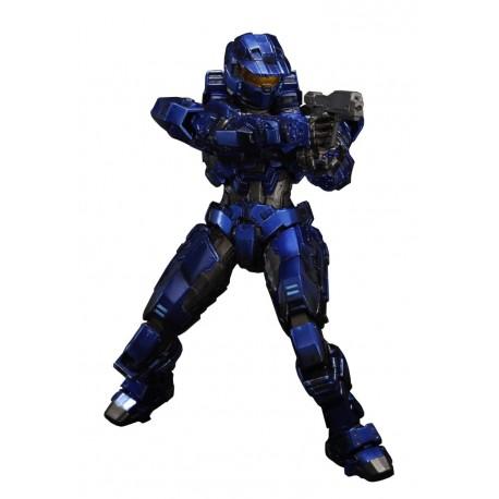 Halo Combat Evolved Play Arts Kai Vol. 1 Action Figure Spartan Mark V Blue 23 cm