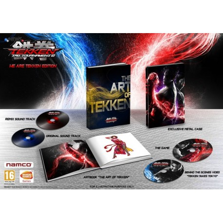 "Tekken Tag Tournament 2 ""We Are TEKKEN"" Edition (Xbox 360)"