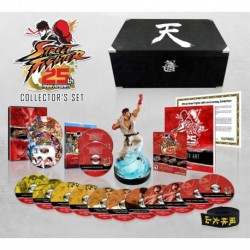 Street Fighter 25 th Anniversary - Collector's Set (PS3)