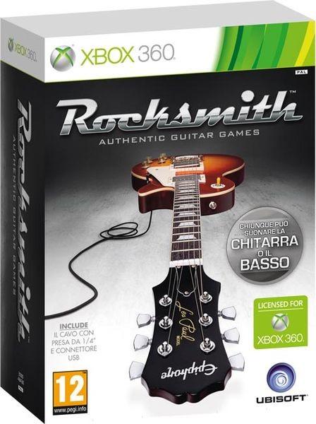 modo migliore per collegare Rocksmith