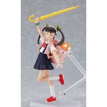 Bakemonogatari Figma Action Figure Mayoi Hachikuji 12 cm