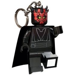Lego Star Wars Mini-Flashlight with Keychains Darth Maul