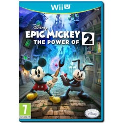 Disney Epic Mickey 2 (Wii U)