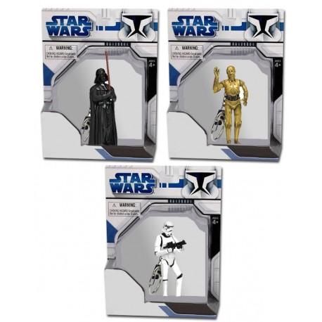 Star Wars Keychain Case 8 cm (12)