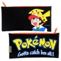 Pokemon Pencil Case Ash & Pikachu - Astuccio
