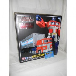 TRANSFORMERS MASTERPIECE MP-10 CONVOY CYBERTRON COMMANDER TAKARA TOMY