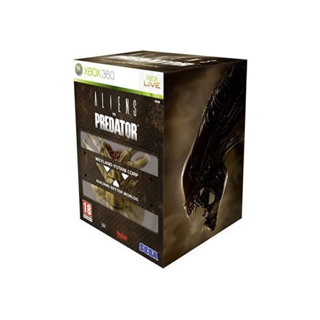 Aliens vs Predator - Hunter Edition (Xbox 360)