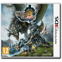 Monster Hunter Ultimate (3DS)
