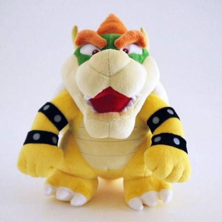 Peluche Bowser 26cm (Super Mario)