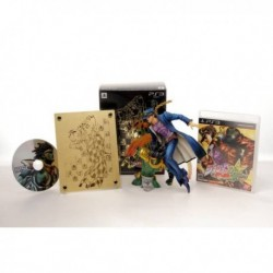 JOJO'S BIZARRE ADVENTURE ALL-STAR BATTLE - LIMITED EDITION (JAP)(PS3)