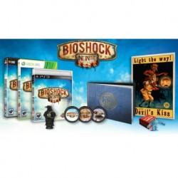 BioShock Infinite - Premium Edition + Accesso Immediato al Gioco Industrial Revolution (XBOX 360)