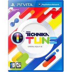 DJMax Technika (PS Vita)