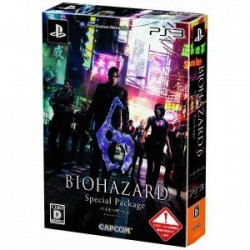 Biohazard 6 [Special Package] (PS3)