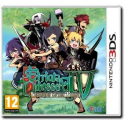 Etrian Odissey 4: Legends Of The Titan (3DS)
