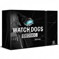 Watch Dogs DEDSEC Collector's Edition (PS4)