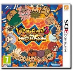 Inazuma Eleven 3 Fuoco Esplosivo (3DS)