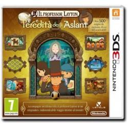 Professor Layton e l'Eredità degli Aslant (3DS)
