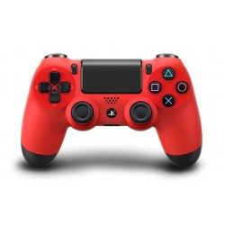 Sony Controller Dual Shock 4 Colore Rosso - Magma Red (PS4)