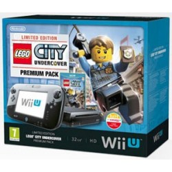 Nintendo: Wii U LEGO City Undercover Premium Pack Limited Edition