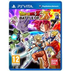 Dragon Ball Z: Battle of Z - Day One Edition (PS Vita)