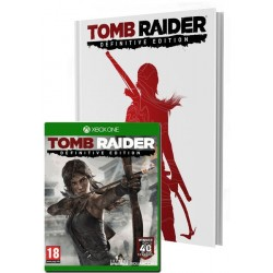 Tomb Raider Definitive Edition - Artbook Preorder Bonus (Xbox One)