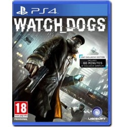 Watch Dogs Day One Special Edition (PS4)