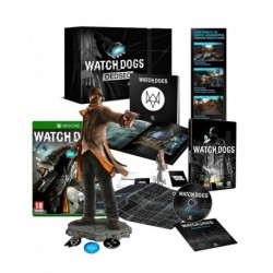 Watch Dogs - DEDSEC Collector's Edition (Xbox One)