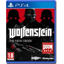 Wolfenstein: The New Order e Accesso alla Beta di Doom 4 (PS4)