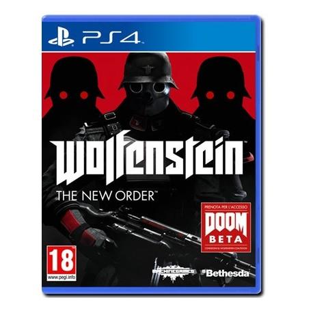 Wolfenstein: The New Order e Accesso alla Beta di Doom 4 (PS4)