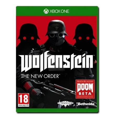 Wolfenstein: The New Order e Accesso alla Beta di Doom 4 (Xbox One)