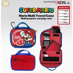3DS XL Super Mario Multi Travel Case