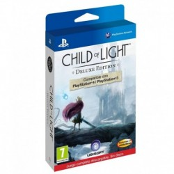 Child of Light - Deluxe Edition (PS4-PS3)