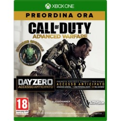 "Call of Duty: Advanced Warfare + DLC ""Advanced Arsenal"" (XBOX ONE)"