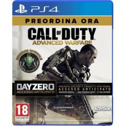 "Call of Duty: Advanced Warfare + DLC ""Advanced Arsenal"" (PS4)"