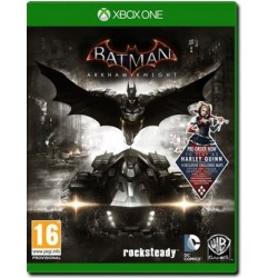 Batman Arkham Knight + DLC Harley Quinn Pack (Xbox One)