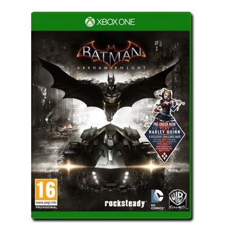 Batman Arkham Knight + DLC Harley Quinn Pack (Xbox One)