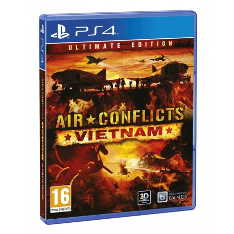 Air Conflicts Vietnam Ultimate Edition (PS4)