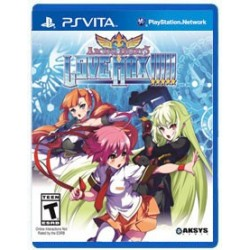 Arcana Heart 3 LOVE MAX!!!!! (PS Vita)