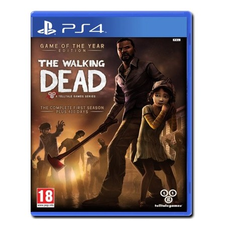 The Walking Dead: The Complete 1st Season (PS4)